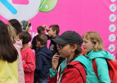 Фотоотчет 6 июня «Детский праздник с Красиком».